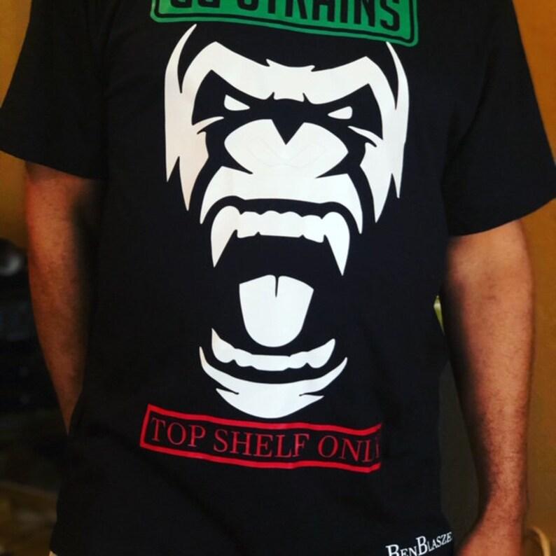 gorilla glue t shirt