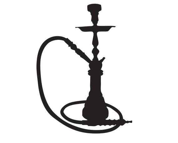 Hookah Weed Hash Smoke Hooka Tobacco Arabic Pipe Relaxation Etsy
