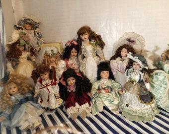 Collectors Choice Designer Porcelain Doll