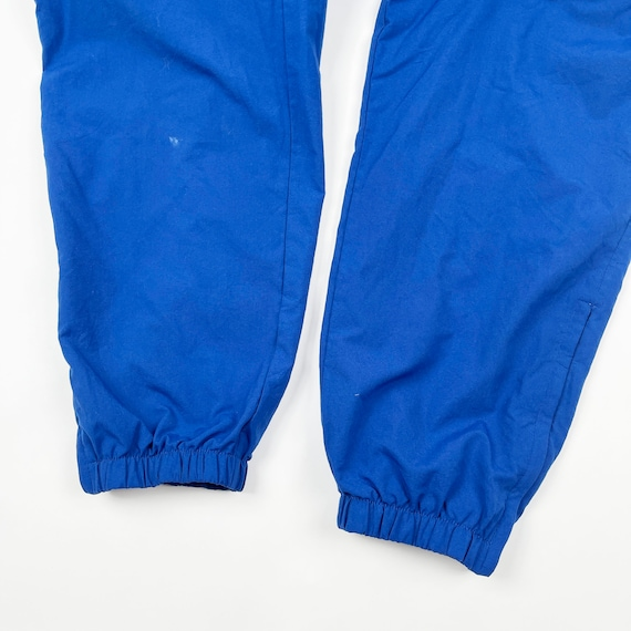Vintage 90s Adidas Windbreaker Cuffed Track-Pants… - image 4