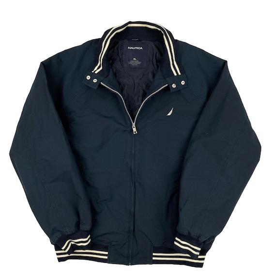 Nautica Full Zip Windbreaker Jacket - Mens XL | Vt