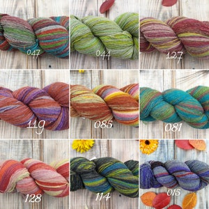 100/% Wool Yarn Wool lace yarn Dundaga; 1ply   3.5 oz Organic Wool \u2013 600 yards
