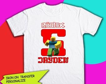 Roblox shirt boy | Etsy
