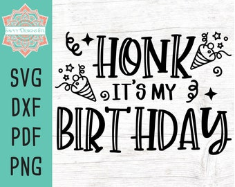 Birthday Svg Etsy