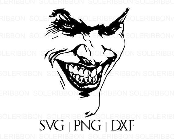 Joker Svg Bundle 50 Joker Movie Svg Png Dxf Joker Cricut Etsy