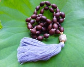 Psychic Insights Abundance Mala - 108 Lotus Beads
