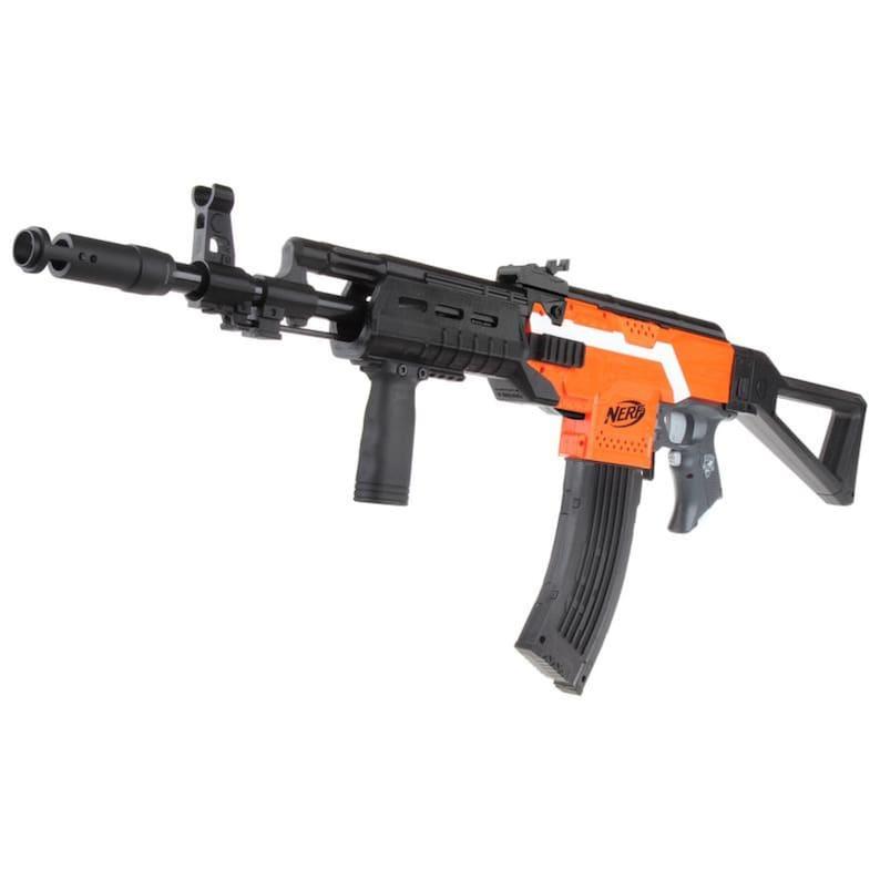 BlackOrange Adaptor Worker F10555 for Nerf Stryfe DIY Imitation Kit D Style Combo 17 Item Modify Toy