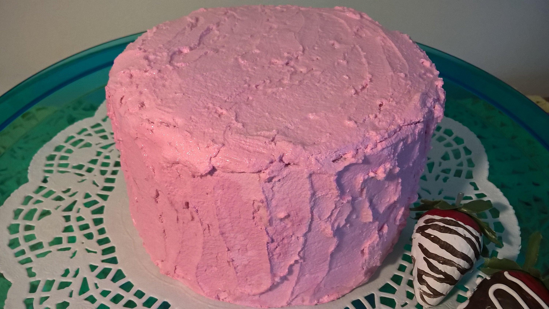 Astounding Fake Cake Fake Pink Cake Fake Bakery Cake Faux Cake Fake Etsy Personalised Birthday Cards Fashionlily Jamesorg