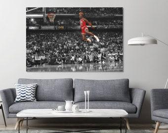 Kobe Bryant LA Lakers 1 or 5 Frames Sports Painting Canvas Print Art Decor Wall