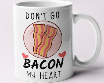 Novelty Food Pillow Case Body By Bacon