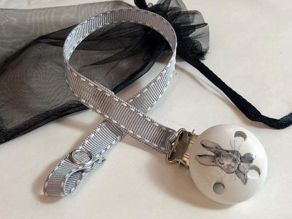 Peter Rabbit Ribbon Dummy Clip