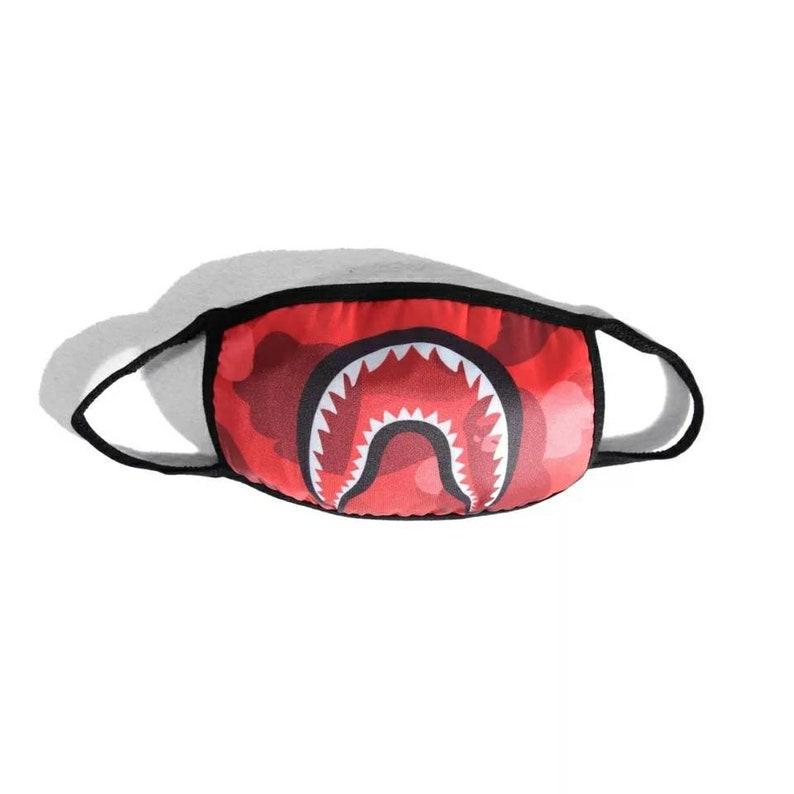 1. Shark BAPE Facemask