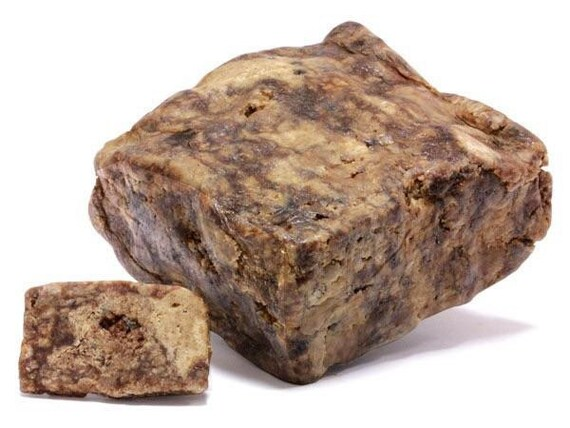 100% African Black Soap Bar