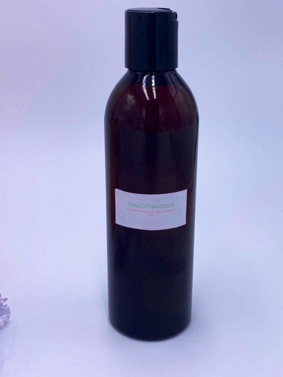 Pre-mixed rice blend for fast hair growth and Pure haitian black castor oil