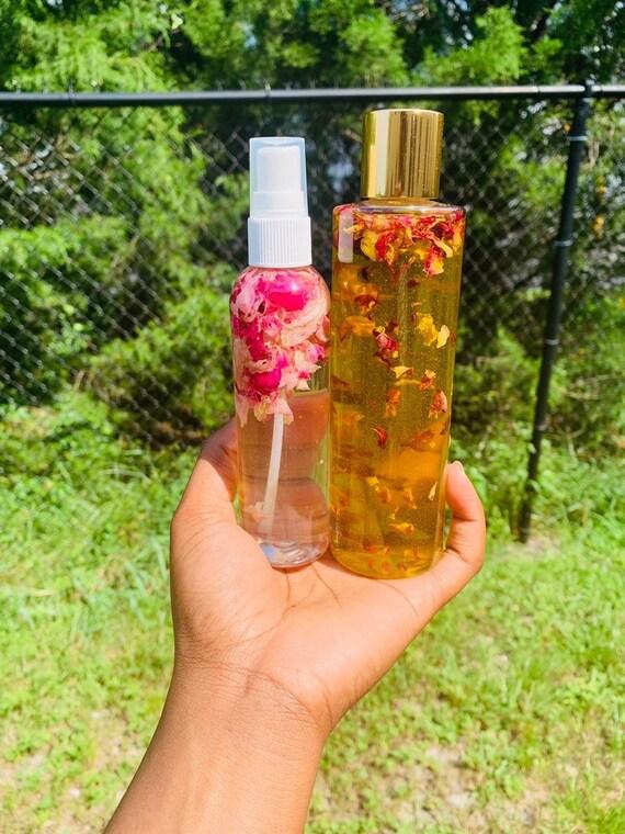 Rose Gold Body Healing Oil
