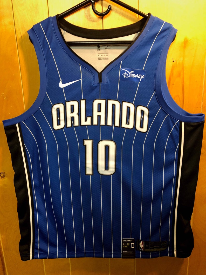 brand new 61847 9fa01 Orlando Magic - Evan Fournier - Nike Dri-Fit Jersey - Size: Men's XXL