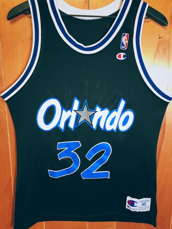 Vintage - Orlando Magic - Shaquille O'neal - Champ