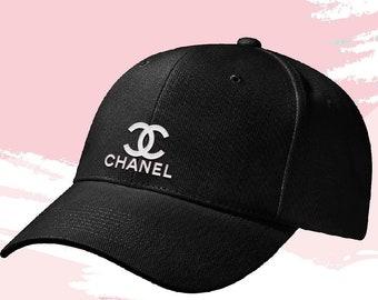 719e38759 Chanel Cap, Chanel Logo Hat, Chanel Dadcap, Chanel Trucker Hat, Chanel  Inspired Dad Cap, Chanel Clothing, Chanel Unisex Hat, Luxury Hat