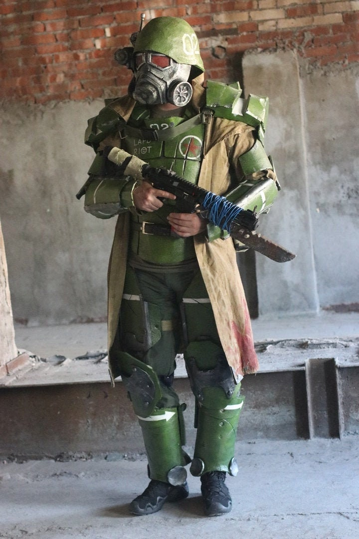 Fallout Ncr Ranger Cosplay