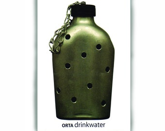 Drink Water: Lucy & Jorge Orta