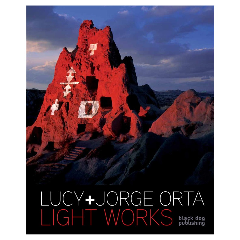 Light Works: Lucy  Jorge Orta image 0