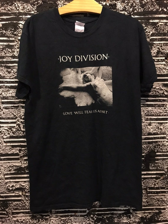 Joy Division Ian Curtis Band tee