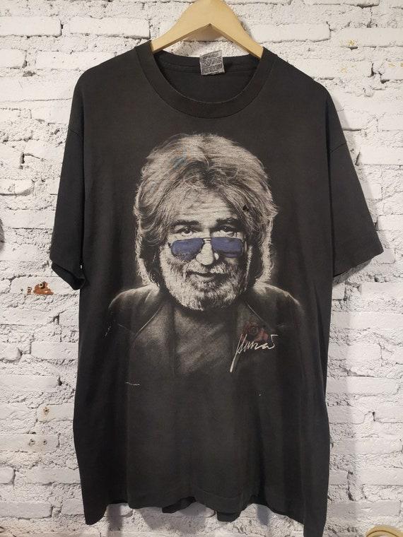 Vintage Jerry Garcia Grateful Dead Liquid Blue