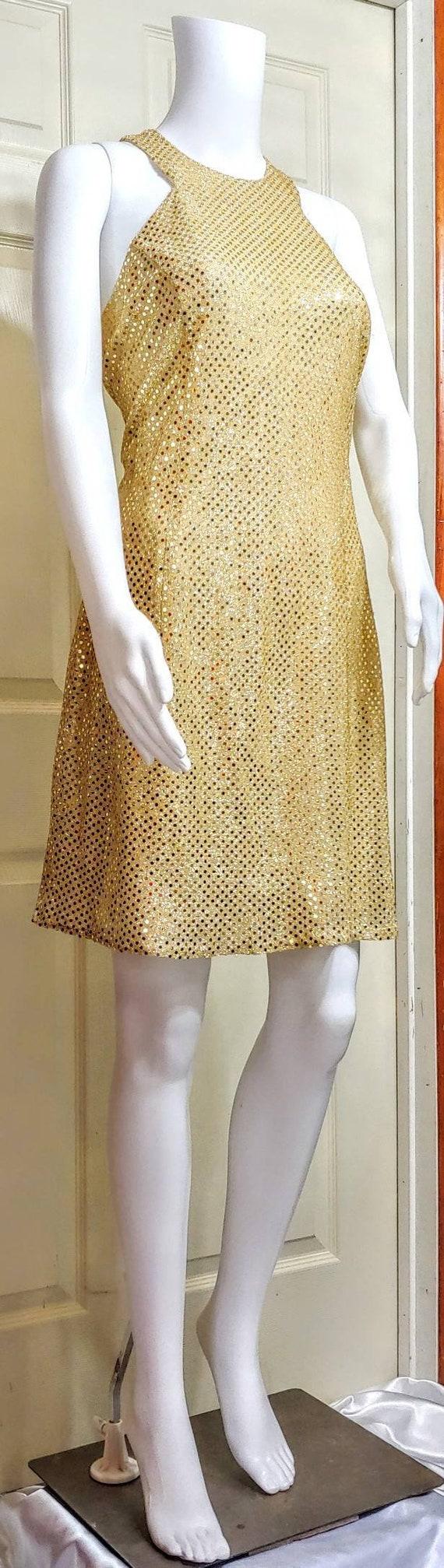 Jessica McClintock Gunne Sax Party Dress - image 3