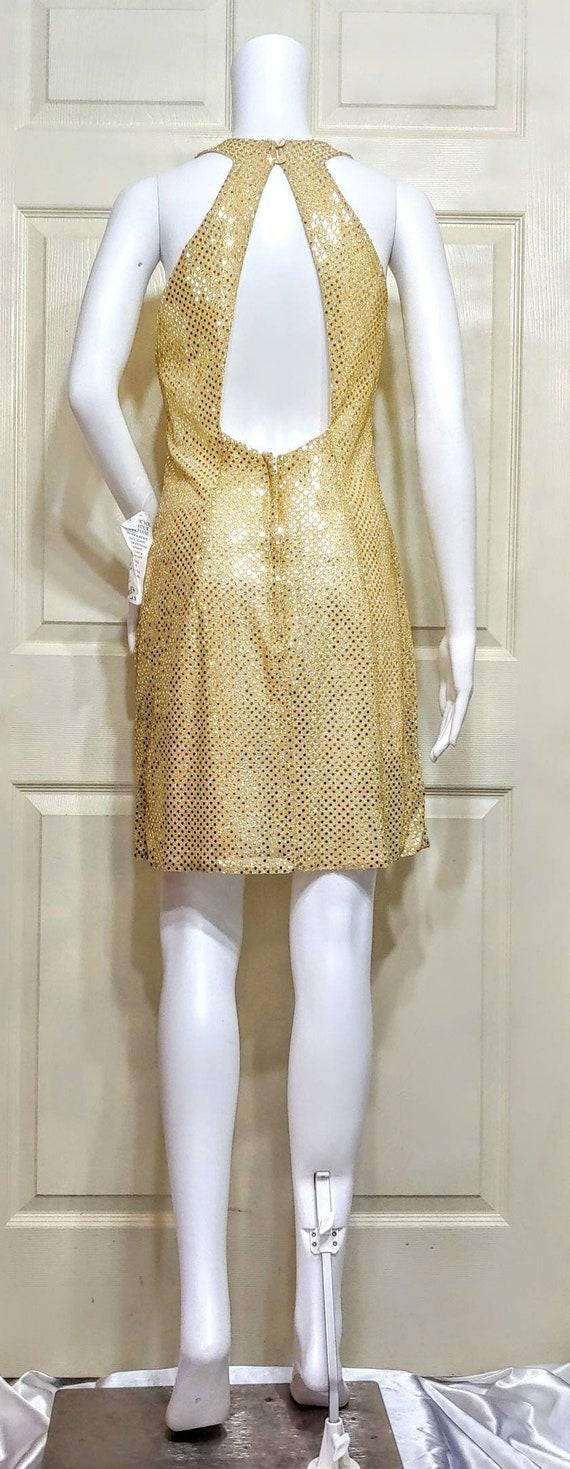 Jessica McClintock Gunne Sax Party Dress - image 4