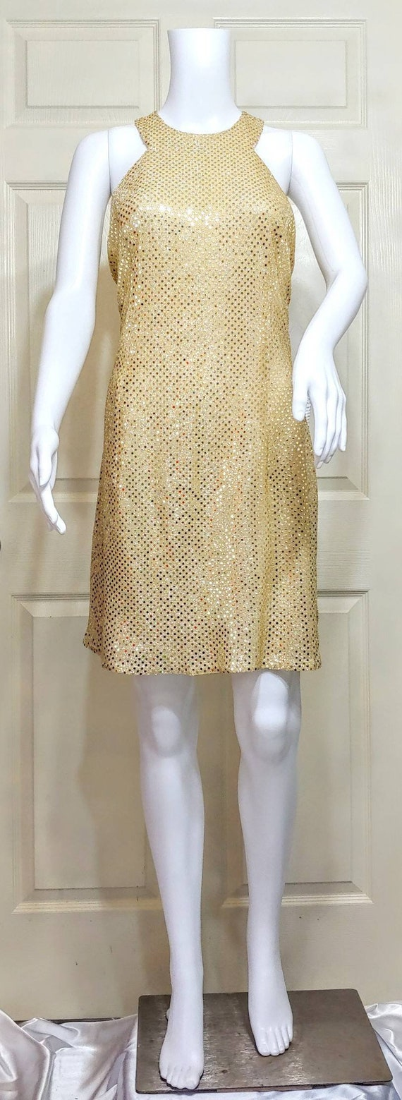 Jessica McClintock Gunne Sax Party Dress - image 2