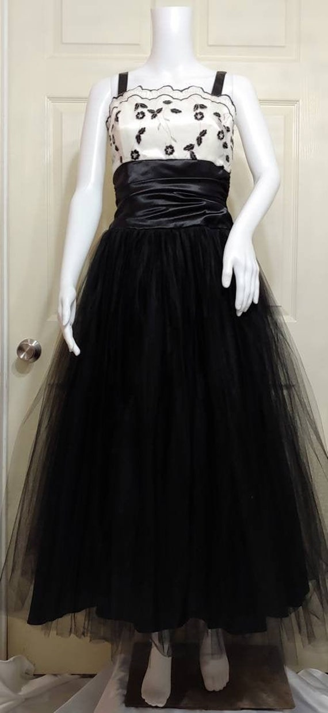 Vtg Gunne Sax Party Dress