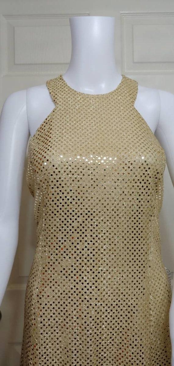 Jessica McClintock Gunne Sax Party Dress - image 6
