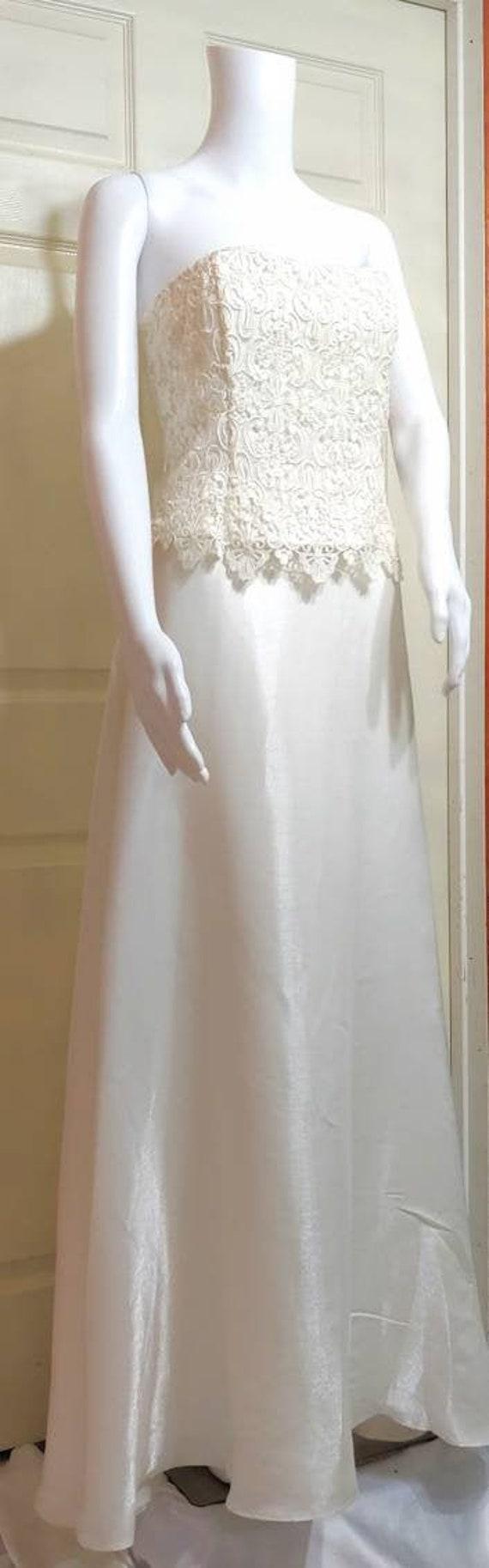 Scott McClintock NWT Gown