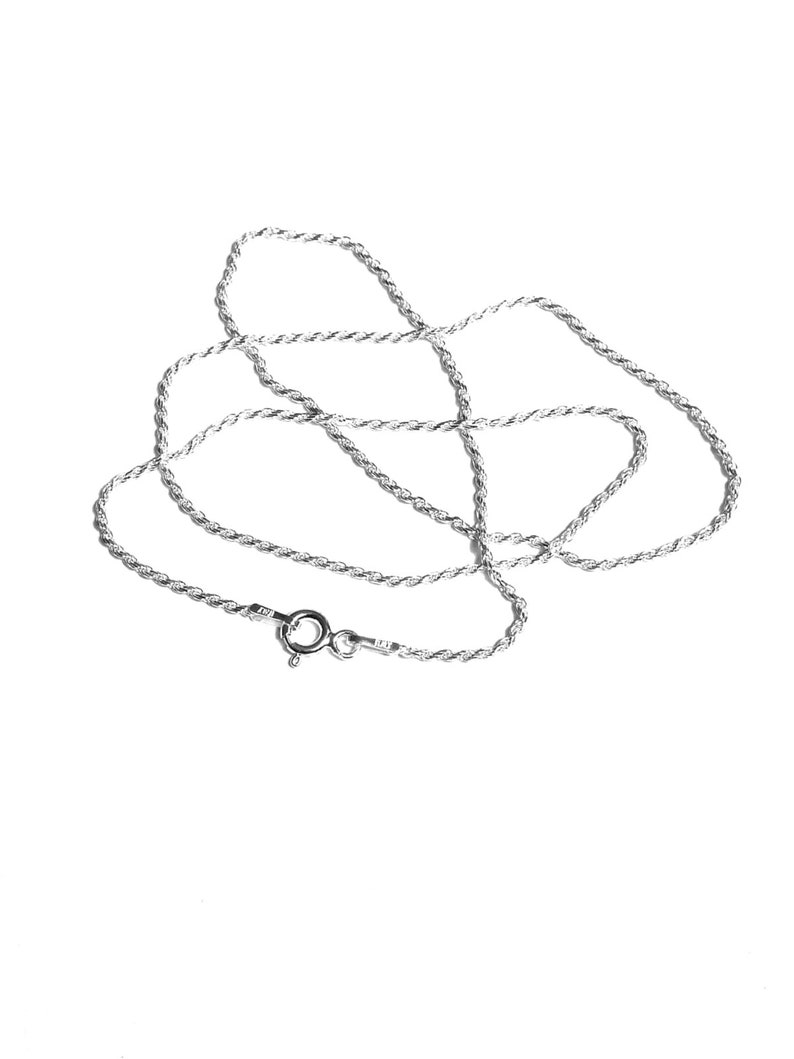 Silver chain 9251000 40cm