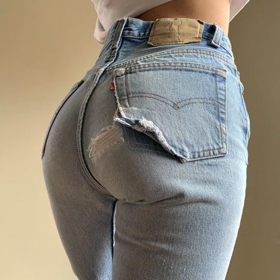 Vintage 1980s Levi's 501 Jeans
