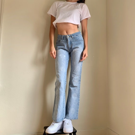 Vintage 1990s Paris Blues Jeans
