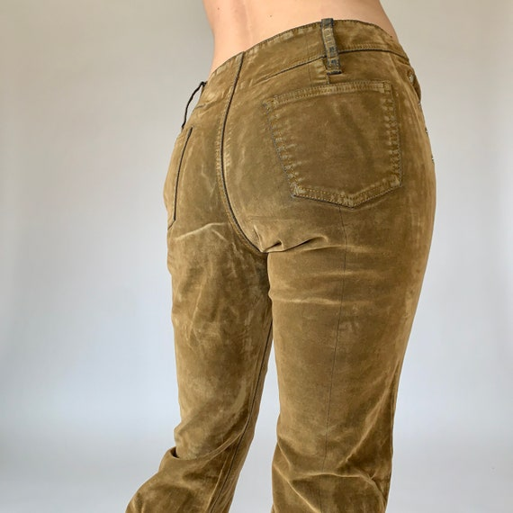 Vintage 1990s Laser Jeans - image 4