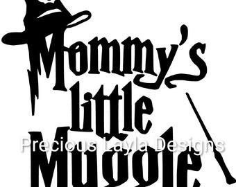 Muggle Svg Etsy