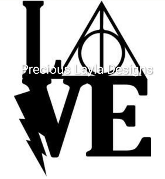 Harry Potter Themed Instant Download Svg Jpg Dxf And Png For Etsy