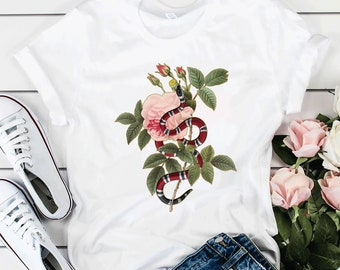 5e9bed047bf Gucci Shirt Unisex Printed T Shirt Gucci Inspired Tshirt Gucci Vintage  T-shirt Gift For Women All Sizes Adult Clothing Sport Outwear MS0179