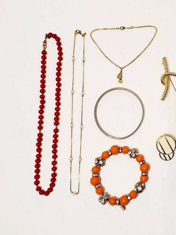 MONET Jewelry Lot - image 6