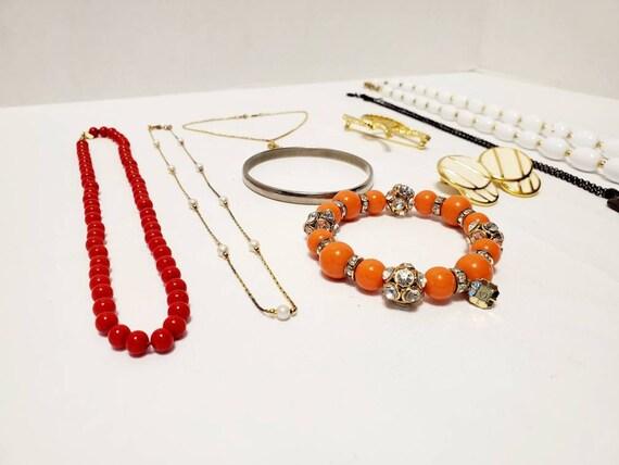 MONET Jewelry Lot - image 8