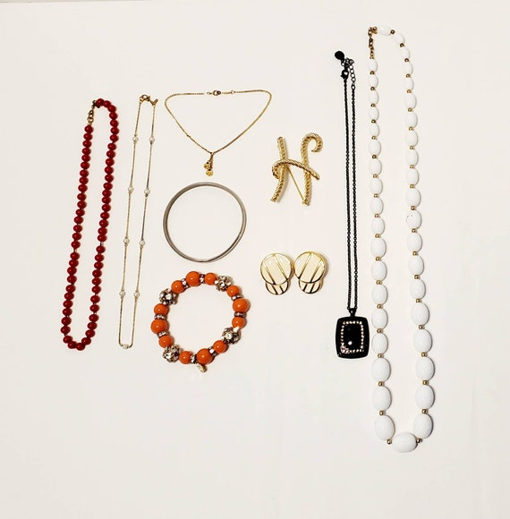 MONET Jewelry Lot - image 9