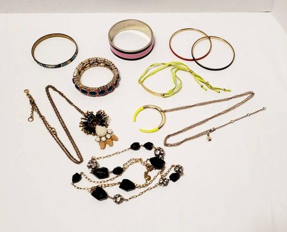 J CREW Jewelry Lot