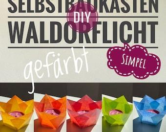 DIY Waldorflicht Selbstbaukasten