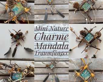 Nature Charme Mandala Traumfänger Mini