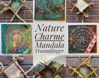 Nature Charme Mandala Traumfänger