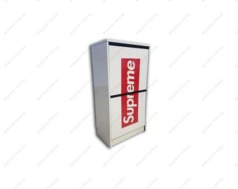 7830eb49a27 Giant Supreme Shoe Storage Cabinet Box