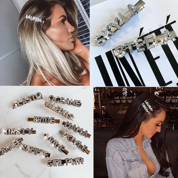 Šnale za kosu sa natpisima