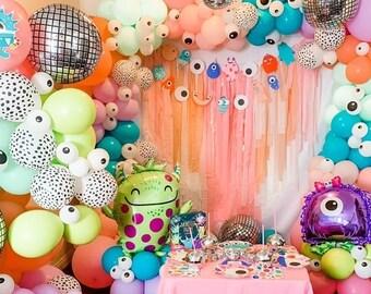 Fringe Backdrop, Party Backdrop, Pink Theme, Pink Party, Backdrop, Princess Backdrop